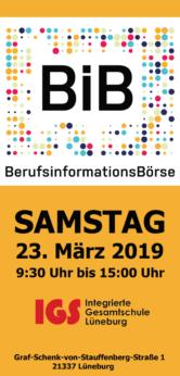 Messe Bib 2019